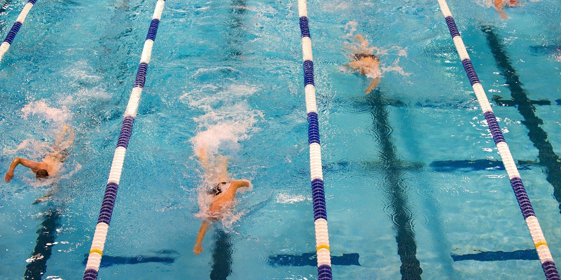 Orari estivi nuoto Giugno – Luglio